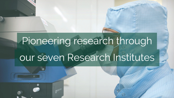 Research at the School of Engineering, University of Edinburgh