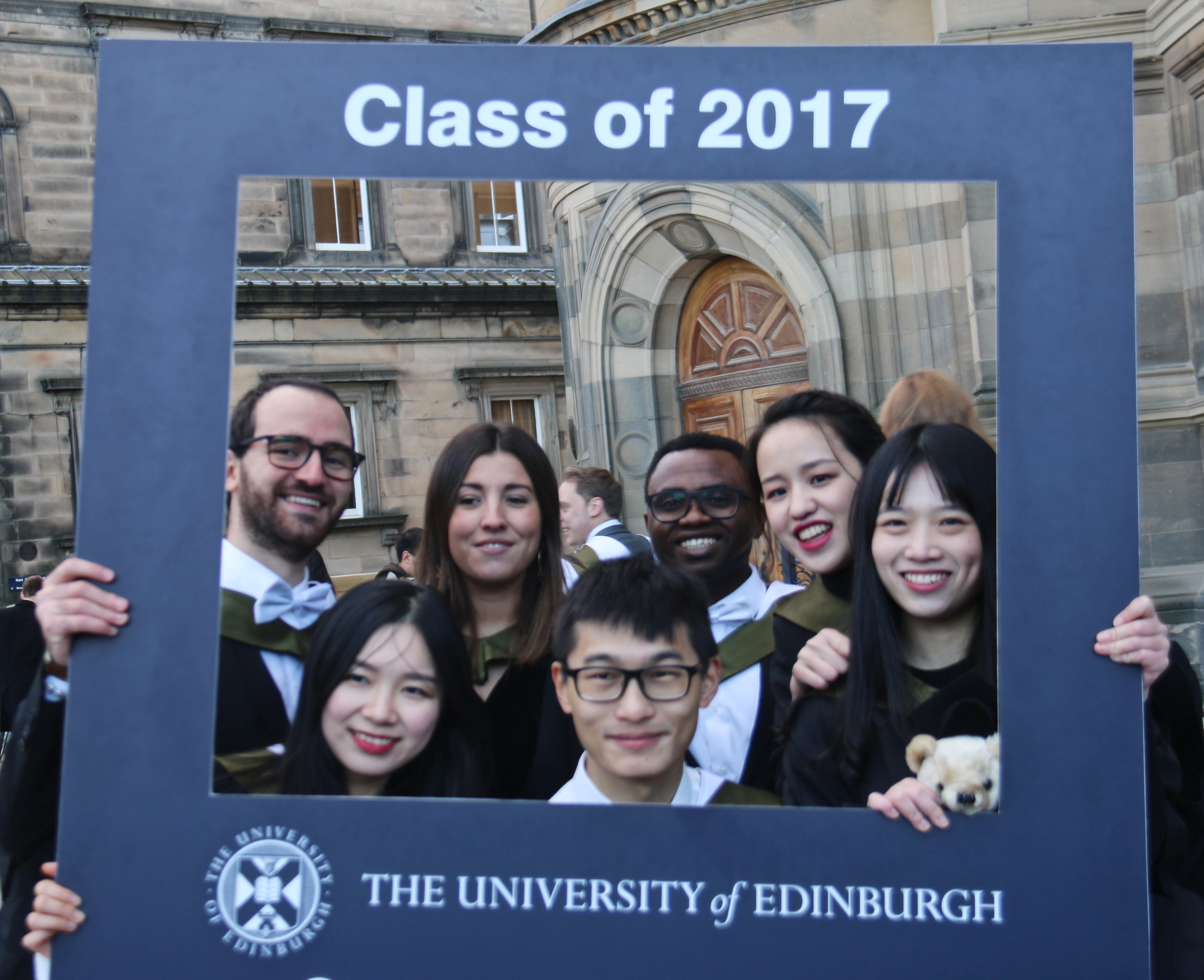 MSc Chemical Engineering Class of 2017 graduation celebrations