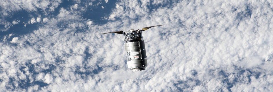 The SAFFIRE IV experiments are taking place on board the Cygnus NG-13 robotic resupply spacecraft