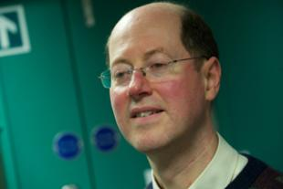Professor Martin Dawson from the University of Strathclyde who is leading this research.
