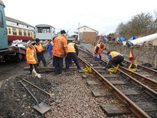 Railway Engineering at the Bo'ness and Kinneil Railway