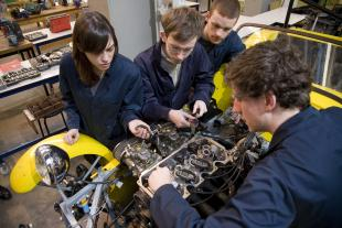 Mechanical Engineering at University of Edinburgh