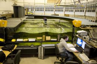 The UK All-Waters Combined Current and Wave Test Facility