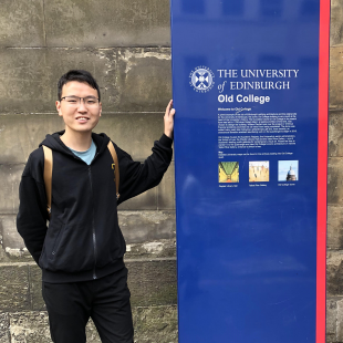 Kang Fu at Old College, University of Edinburgh