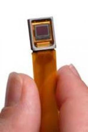 An OLED on CMOS based microdisplay