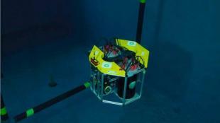 Nessie III Student Autonomous Underwater Vehicle