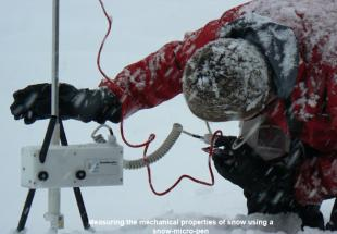 Dr Jane Blackford, Snow and Ice Research