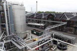 North British Grain Whisky Distillery