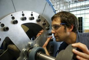 Postgraduate studying advanced power engineering technologies