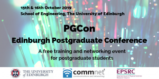 Postgraduate Conference flyer