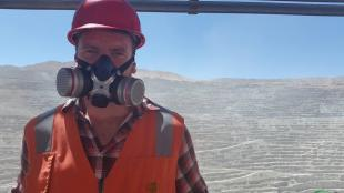 Dr Douglas Aitken - Copper mining in Chile