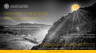 Event hosted by the Edinburgh Futures Institute