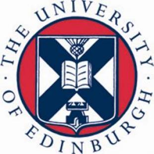 University of Edinburgh logo crest