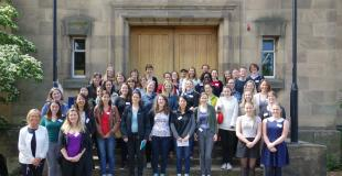 Attendees at the Women in STEMM Workshop 2015