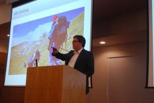 Keynote speaker - Professor Jason Reese