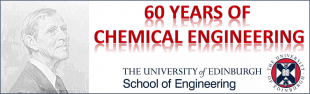 60 Years of Chemical Engineering at the University Edinburgh - Diamond Jubilee