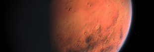 Dr Giannopoulos' team proposes to use orbiting ground penetrating radars to detect subglacial water on Mars
