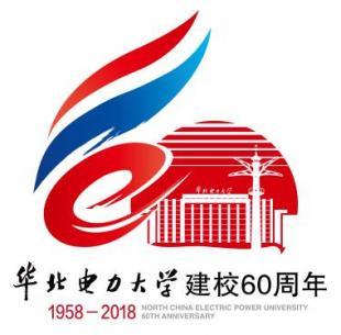 NCEPU 60th Anniversary logo