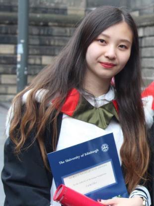Nancy (Ziqing) Chen, MSc Electrical Power Engineering