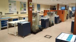 Electrical Power Teaching Laboratory