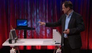 Professor Harald Haas, TED Talk