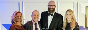 Professor Tim Drysdale receives National Instruments Engineering Impact Award