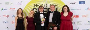 Scottish Green Energy Awards 2018 winners