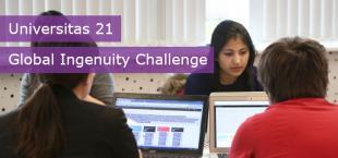Universitas 21 Global Ingenuity Challenge 2016