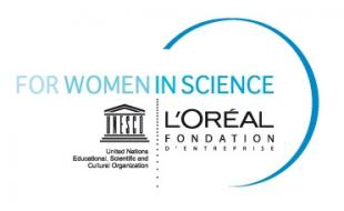 L'Oreal UNESCO For Women in Science logo