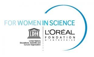 L'Oreal UNESCO For Women in Science logo