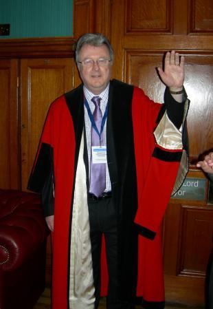 Professor Mike Forde