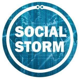 Social Storm logo
