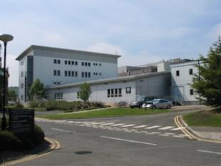 The Scottish Microelectronics Centre at the University of Edinburgh