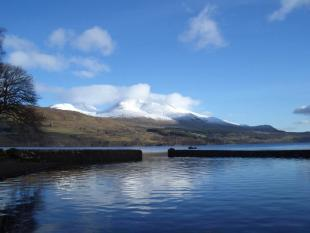 Loch Tay, Central Highlands of Scotland