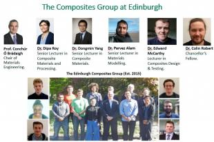 Composites Group - People