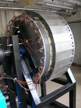 """20kW """"C-GEN"""" permanent magnet generator"""