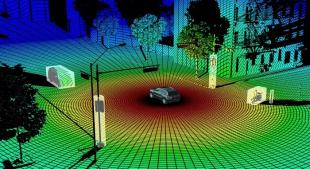 Single Photon Avalanche Diode based Mid-Wave Infrared LiDAR
