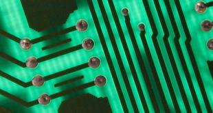 Soft Systems close up of processor