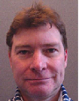 Dr Martin Sweatman - face