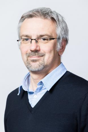 Professor Paolo Perona profile photograph