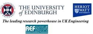 University of Edinburgh and Heriot Watt, the leading research powerhouse in UK Engineering