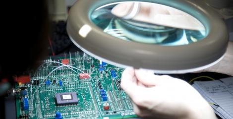 MSc Electronics