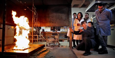 MSc Structural and Fire Safety Engineering