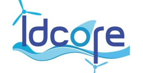 Industrial Doctoral Centre in Offshore Renewable Energy (IDCORE) logo