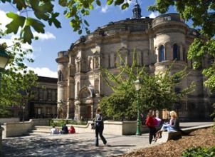 McEwan Hall, University of Edinburgh