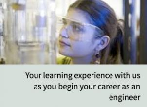 Your learning experience with us